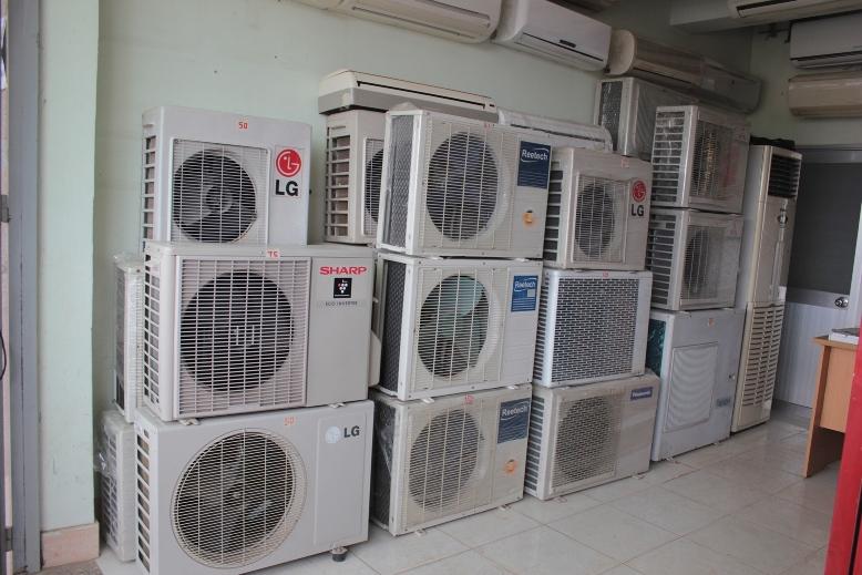 bán máy lạnh cũ tại quận 2