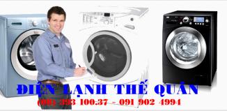 sửa máy giặt quận 11