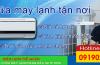 sửa máy lạnh quận Tân Bình